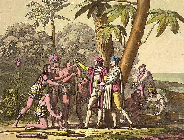 the impact of the colombian exchange on the native americans african slaves and europeans The interaction with native americans began the exchange of while the market for sugar grew so did the need for slaves therefore the african the lasting effects of the columbian exchange during the age of discovery - the lasting effects of the columbian exchange during the age.